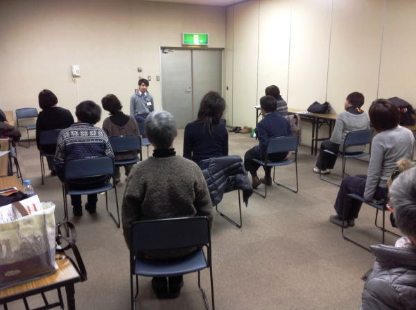 茅ヶ崎市総合体育館の会議室にて、予防運動体験会を実施させて頂きました。