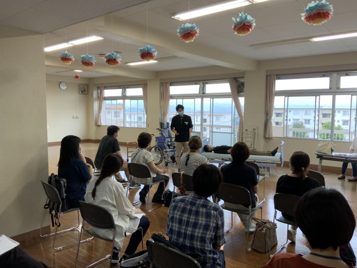 秦野市介護支援専門員協会・Cブロック会様にて勉強会を実施しました。